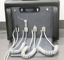 Dental Portable Unit Mobile Equipment With Compressor M4 4 Holes New Made In Usa
