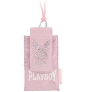 PLAYBOY-Handytasche-Lanyard-rosa-passt-fuer-iPhone-15-x-8-cm