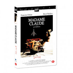 Madame claude 1977 dvd francoise fabian new sealed all region