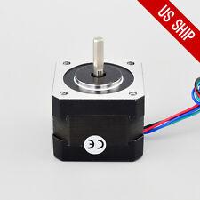 Nema 17 Stepper Motor 26Ncm(37oz.in) 12V 0.4A 3D Pinter Reprap Arduino