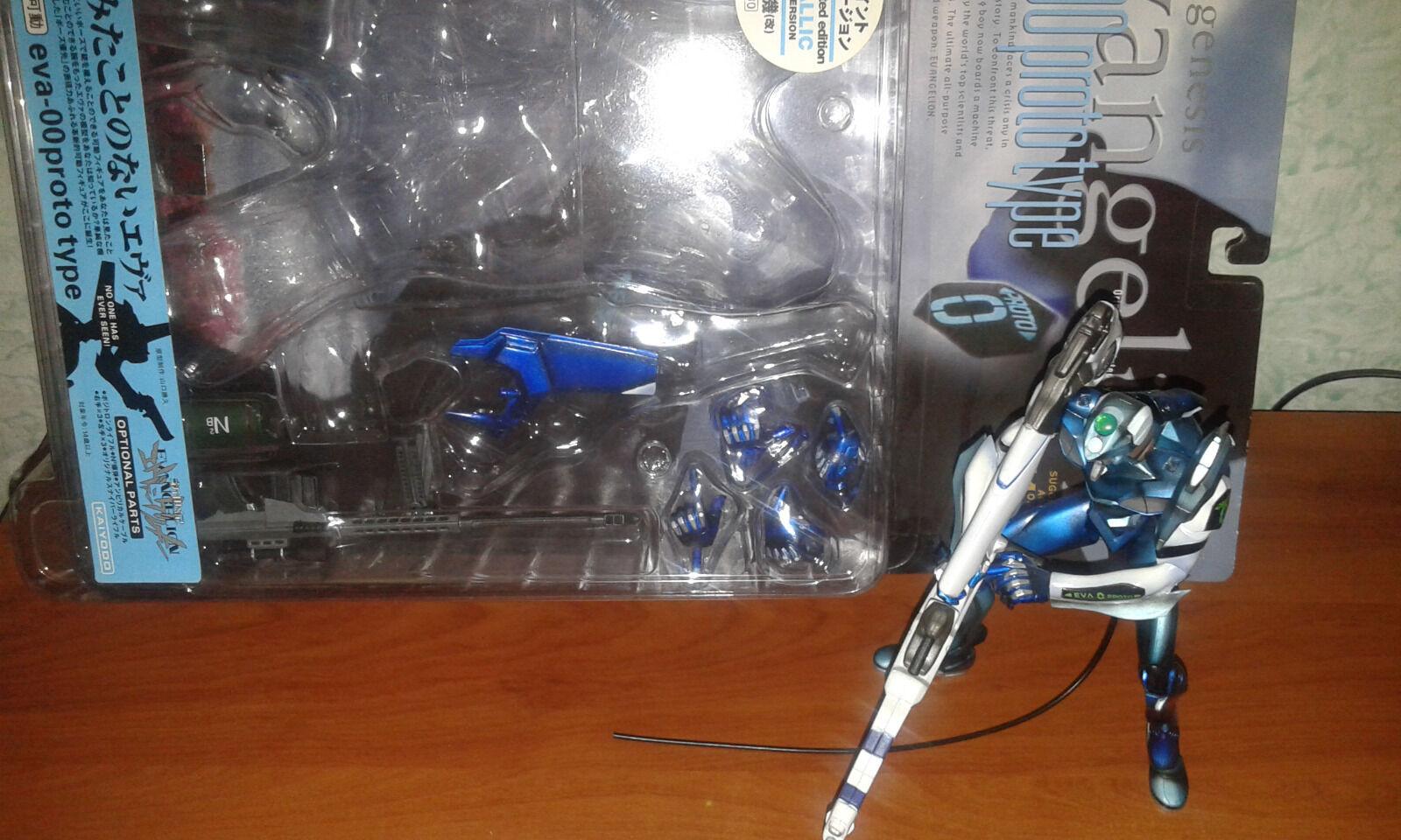 Neon Genesis  Evangelion 00 kaiyodo Mettuttiic Version  più economico