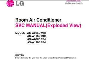 Details about LG AIR CONDITION SERVICE MANUAL