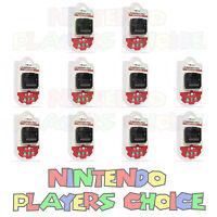 10x Wholesale Brand Jumper Pak For Nintendo 64 N64 Console Ram (memory Pack)