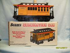 Jim Beam Combination Car Decanter
