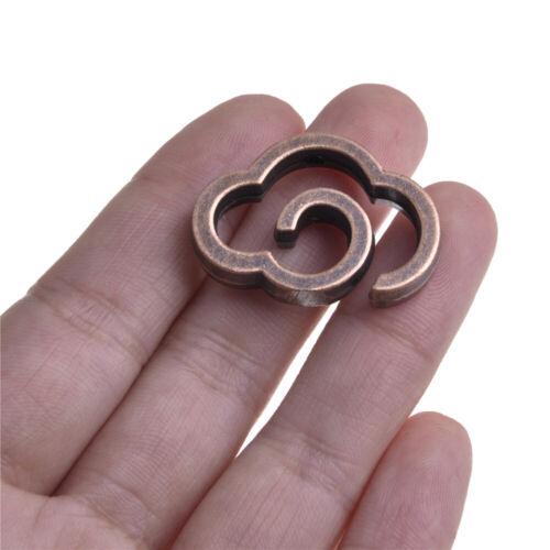 1pc Mini Lotus Incense Burner Holder Censer For Sticks Cones Zinc Alloy Portable
