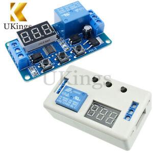 12v modulo display digitale LED HOME Automation ritardo timer interruttore