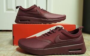 buy popular 512ed 9b94a Image is loading Nike-Air-Max-Thea-Ultra-Prm-Night-Maroon-