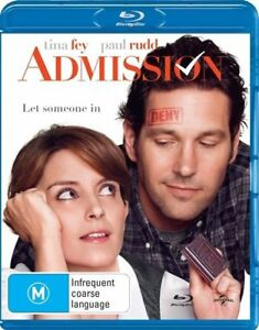Admission-Blu-ray-2013-ex-rental-in-excellent-condition-Great-comedy