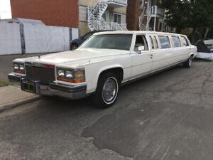 1987 Cadillac Brougham Limousine