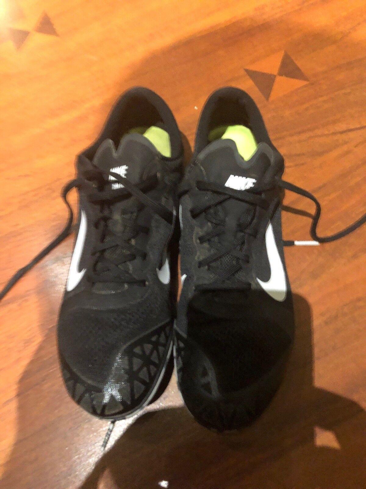 Mens nike zoom xc 3 uomini uomini uomini atletica di spuntoni scarpe nero 844132 001 dimensioni 8 punte   durabilità    Scolaro/Signora Scarpa  75efc0