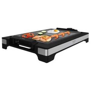 Plancha-gril électrique de 2000 W Tasty&Grill 2000 Inox MixStone - 8435484030953