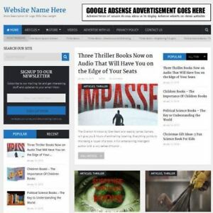 BOOK-STORE-Business-Website-For-Sale-Mobile-Friendly-Responsive-Design