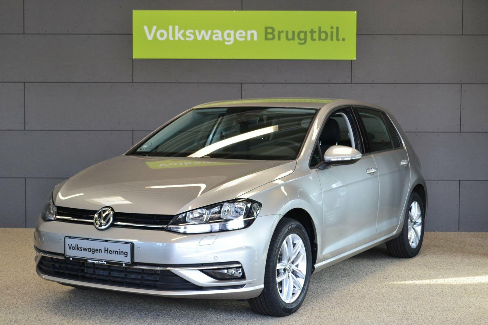 VW Golf VII 1,5 TSi 150 Comfortline DSG 5d - 274.900 kr.