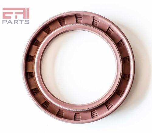 Oil Seal TC 55X80X10 Viton Rubber Double Lip with Spring 55mmX80mmX10mm.
