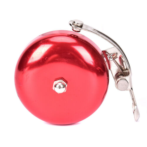 Bicycle Retro English Bell Ringing Bell Aluminum Blue Red Bike Bell Vintage