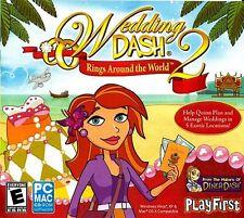 WEDDING DASH 2 II Rings Around The World PC & Mac NEW!