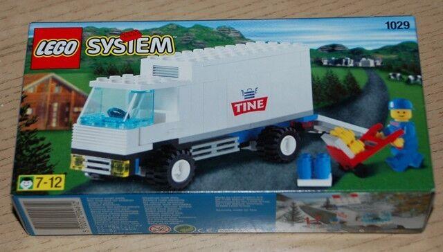 Neu Lego 1029 Promo Tine Dairy Milk Truck Misb