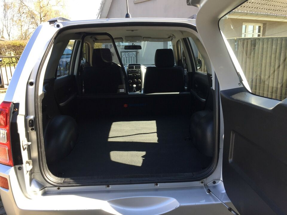 Suzuki, Grand Vitara, 1,9 DDiS GLS Van