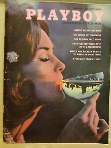 Playboy-February-1963-Free-Shipping-USA-Very-Good-Condition