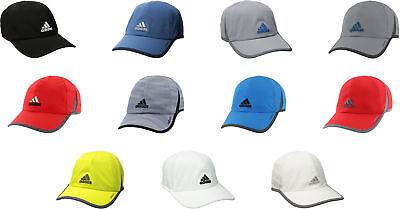 3affb404 Original adidas Men's Adizero II Cap One Size Shock Slime/deepest ...