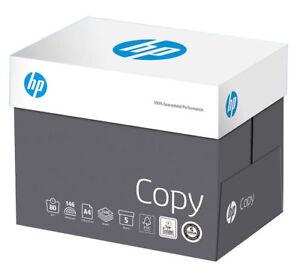Kopierpapier A4 HP COPY 5000 Blatt 80g weiß Originalware CHP 910 Druckerpapier