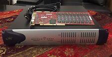 Digidesign 192 8x8x16 I/O ProTools Avid + Digilink Cable +HD Process PCIx card