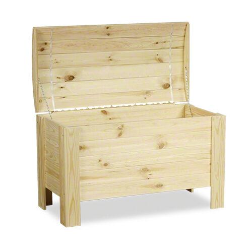 Coffre en bois Caisse en Bois Coffre Caisse Avec Couvercle le coffret au trésor Jeu Caisse B 16 *//3 Couleurs