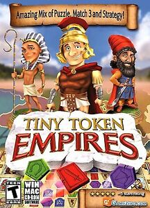 Tiny-Token-Empires-PC-Games-Window-10-8-7-XP-Computer-match-three-3-strategy-NEW