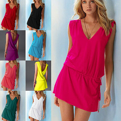 New Strandkleid Badeanzug Bandeau Bikini Top KleidStrickjacke Mantel Shirt