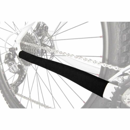 Nukeproof CHAINSTAY CHAINGUARD Reflective Protector Black NEW