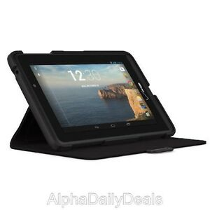 outlet store 8da09 9e5ad Details about Brand New Speck FitFolio Verizon Ellipsis 7 Black Tablet  Folio Case