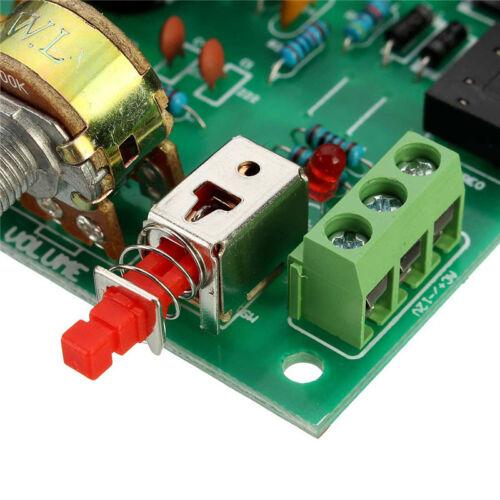 Two channel 2.0 15W+15W TDA2030A hifi stereo amplifier AMP board DIY Kit M