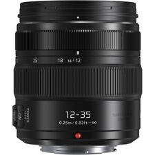 Panasonic Lumix G X Vario 12-35mm f/2.8 II ASPH. POWER O.I.S. Lens H-HSA12035