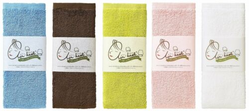 Asano Air Kaol Japanese Organic Cotton Bath Towel Imabari 34×120 cm Daddy Boy