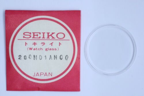 Seiko 290N01AN 00 Vetro Crystal Glass Uhrenglas Verre Original NOS per 2220-0180
