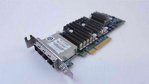 LSI DELL H3-25553-01A 6GBPS PCI-E 4-PORT SAS I/O CONTROLLER 0TFJRW