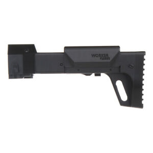 Worker Mod F10555 3D Printing XCR Shoulder Stock for Nerf Blaster Toy