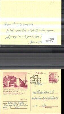 Offen 214616,bildpostkarte Salzburg Alpenstrasse Hohensalzburg 117. Auflage/20 Mangelware