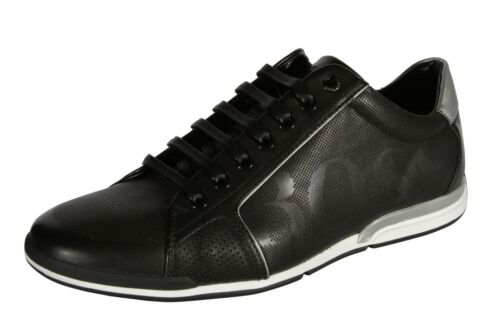 HUGO BOSS Saturn/_Lowp/_logo Men/'s Sneakers Black 50408040 001