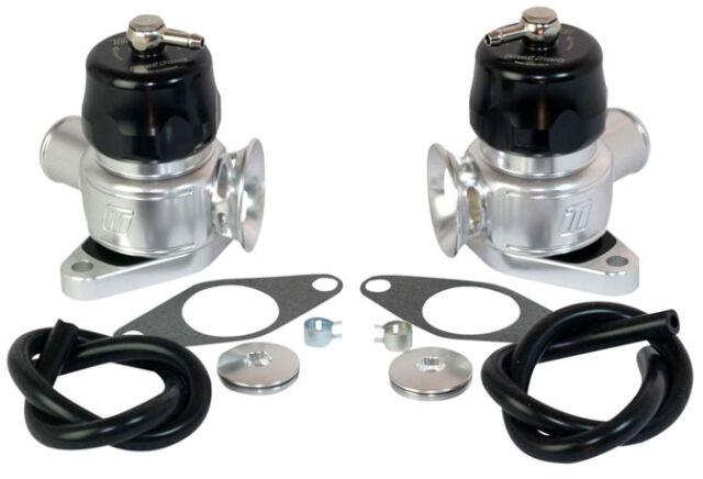 Genuine TURBOSMART Dual Port FOR Nissan GTR Kit-Black TS-0205-1027