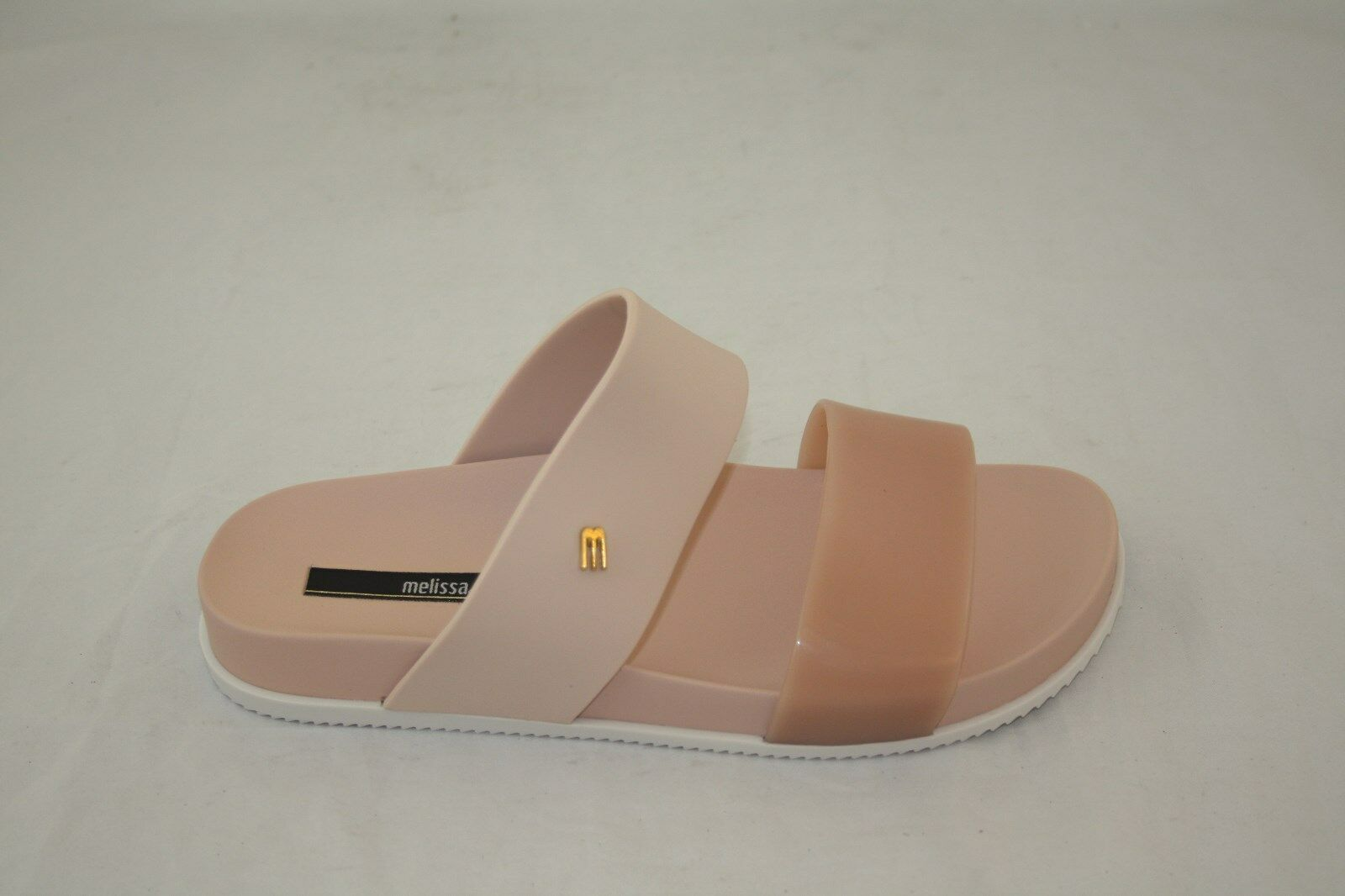 NEW 31613 MELISSA COSMIC AD 01276 LIGHT PINK SLIDES SANDAL