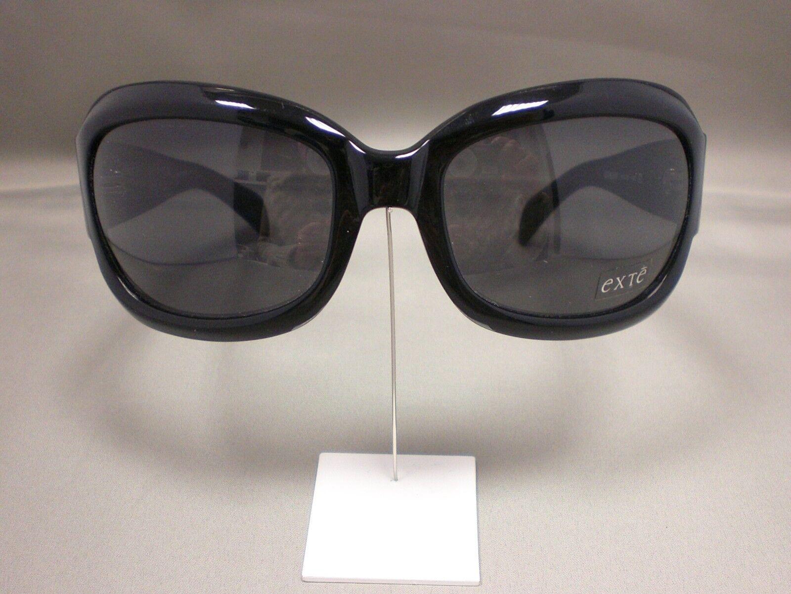 Original exte Sonnenbrille EX 630 Farbe 01 schwarz Kristalle   | Deutsche Outlets  | Neuheit Spielzeug  | Ein Gleichgewicht zwischen Zähigkeit und Härte
