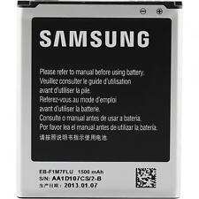 Samsung Galaxy S Duos 2 II GT-S7582 Batteria Originale EB-F1M7FLU 1500mA cf bulk