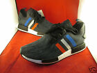 Adidas NMD R1 Primeknit Tri Colour Pack Black 6 7 8 9 10 11 BB2887 SportsLocker