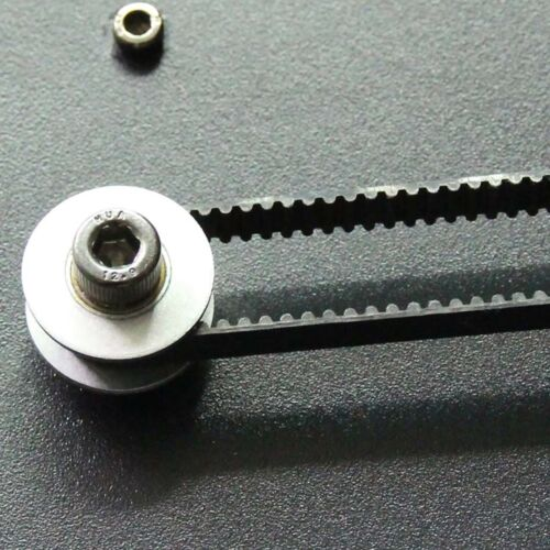 3D Printer GT2 Timing Belt 6mm Width Closed Loop 2GT-6mm Synchronous Belt CNC