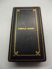 (110) Original WWII Etui für Purple Heart USA ab 1941 ...(Typ1)