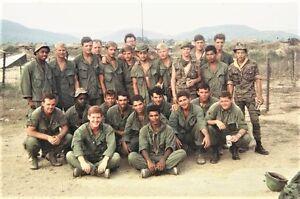Vietnam War U S Army 1st Battalion 6th Inf 1967 Charlie