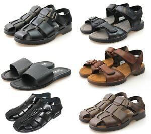 SALE Mens Sandals Walking Summer Strap