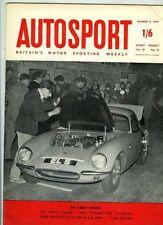 Autosport October 9th 1959 *MGA 1600 test & Paris Salon*
