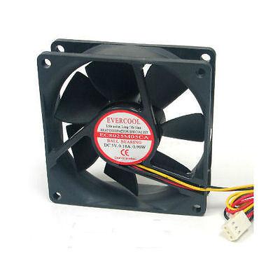 EverCool 60mm x 60mm x 25m  Sleeve Fan 4Pin EC6025M12S